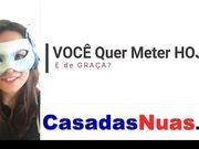 ✔ Fogo no Cu da Safada! www.CasadasNuas.com