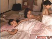 Japanese family affire