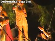 Andhra Pradesh Naked Stage Show Video - III