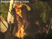 Andhra Pradesh Naked Stage Show Video - IV
