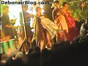 Andhra Pradesh Naked Stage Show Video - VI