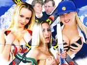 Swedish Ridskolan 3 CD2 (the skiing school)