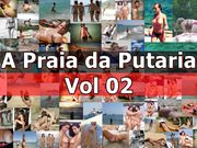 ✔ Putaria & Suruba Safada na Praia #02- www.sexlig.com