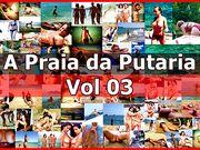 ✔ Putaria & Suruba Safada na Praia #03- www.sexlig.com