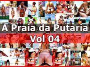 ✔ Putaria & Suruba Safada na Praia #04- www.sexlig.com