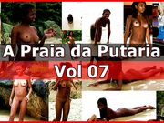 ✔ Putaria & Suruba Safada na Praia #07- www.sexlig.com