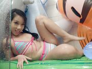 Mentally ill thai girl camshow