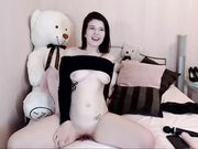 Caught My College Roomate Live On Cam