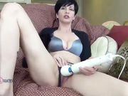 Son Cums Inside His Mom Live on Cam