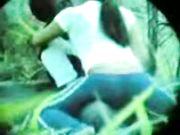Desi outdoor sex caught on cam
