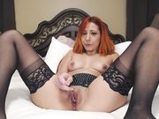 Isabelle Raven Spoon My Cunt