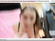 amateur facial on cam