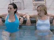 Paget Brewster - The Big Bad Swim