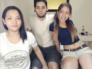 kkandcc from chaturbate at 2017-01-15
