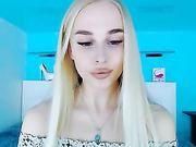 cute little blond