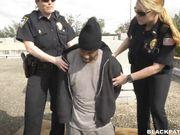BlackPatrol - Break In Attempt Suspect has to fuck his