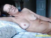 Beautiful mature with amazing body having fun on webcam show
