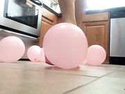 Zia Fawn-Parker Popping Balloons