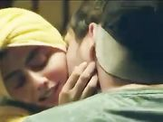 mallu kiss scene
