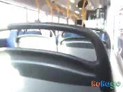 Nice fuck in bus..