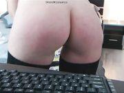 Stunning Sexy Teen Brunette Got Naked on Cam
