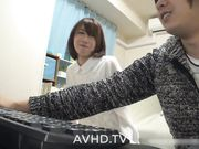 My girlfriend watches porn at AVHD.TV