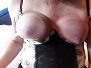 CD Mature pumping your Tits