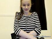 Webcam Teen Blond