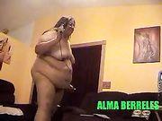 BIG FAT IDIOT ALMA NAKED AND HUMILIATED  ENJOY