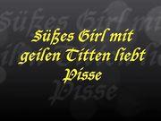 Deutsches PissLuder