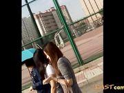 Chinese Upskirt and Voyeur Compilation