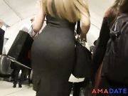 Thick Girl Material Booty (Arab Descent)