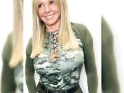 Carol Vorderman Presenter & Pornstar Tribute - Sexy MIL