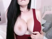 PERFECT BIG TITS on Beautiful Girl with GLASSES