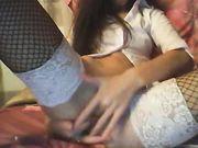Emma Orlova tiny 18 rubbing russian