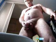 Big Daddy Pissing & Nipple Play