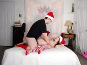 ArielKing69 - Sexy Ariel and Stud Celebrate Christmas