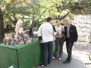 naked & funny Olga Pavlenko Salesperson Swap