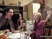 horror family - cocina de mierda
