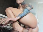 Bellahhh BELLA_BITCH dildo naked pussy fuck