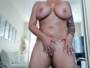 Nattypink anal cum