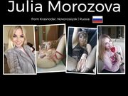 Julia Morozova from Novorossijysk Russia