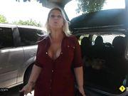 Selah Rain Is A Divorced Thick Milf That Needs Her Car