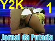 Jornal da Putaria 1 Muler Melancia faz filme porno Y2K