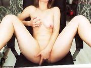 loyza 2 fingers in pussy orgasm