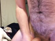 Sissy rubber band ruined orgasm