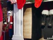 Squirting On Santa