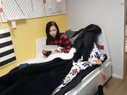 AikoDoll - Flashes and gets naked in an IKEA store