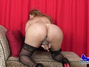 The Ravishing Patricia Plays With Herself