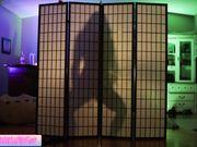 chroniclove - Silhouette Strip Tease